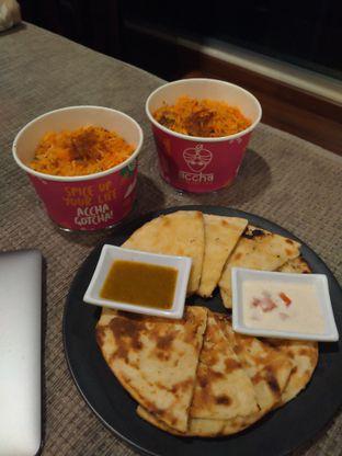 Foto 1 - Makanan di Accha oleh @Itsjusterr