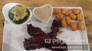 Foto 2 - Makanan di Double U Steak by Chef Widhi oleh Desriani Ekaputri (@rian_ry)