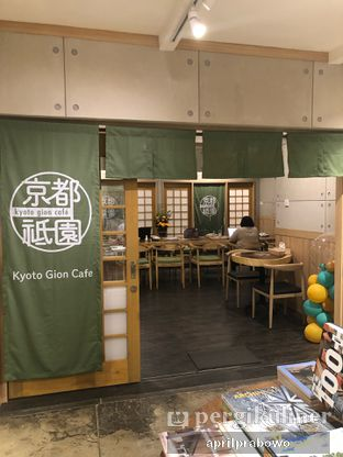 Foto review Kyoto Gion Cafe oleh Cubi  14