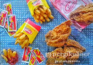 Foto 2 - Makanan di Hisana Fried Chicken oleh Venda Intan