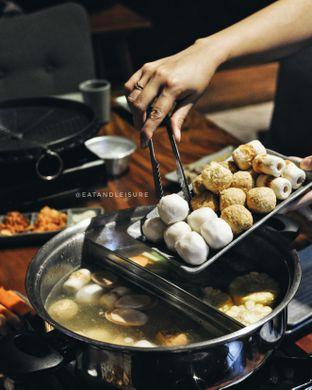 Foto 1 - Makanan di Saranghaeyo BBQ oleh Eat and Leisure