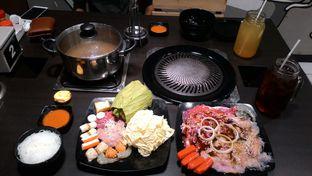 Foto 8 - Makanan di Hayaku Steamboat and Yakiniku oleh rodhiatul ardiani