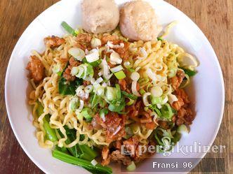 Foto Makanan di Mie Ayam dan Baso Atin
