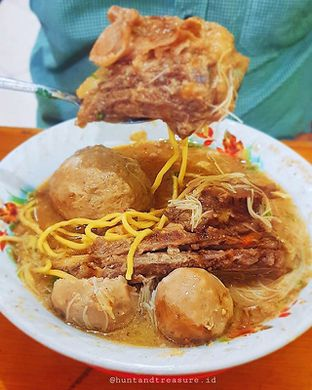 Foto - Makanan di Bakso Solo Samrat oleh Huntandtreasure.id