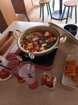 Foto - Makanan di Chagiya Korean Suki & BBQ oleh Wina M. Fitria