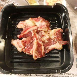 Foto 3 - Makanan(marinated finger) di Magal Korean BBQ oleh Metha Loviana