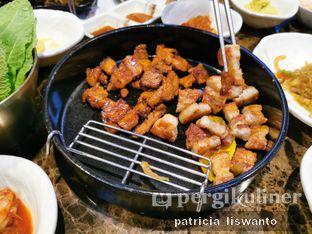 Foto 1 - Makanan(Samgyeopsal (marinated & non marinated) ) di Yongdaeri oleh Patsyy
