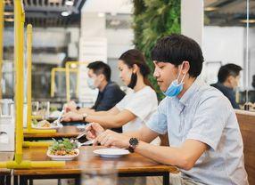5 Tips Kulineran Saat PSBB Transisi, Tetap Perhatikan Kesehatan Loh!