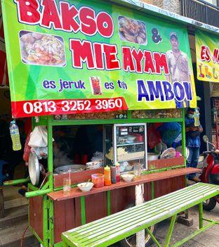 Foto review Bakso Ambon Nginden oleh denise elysia 4