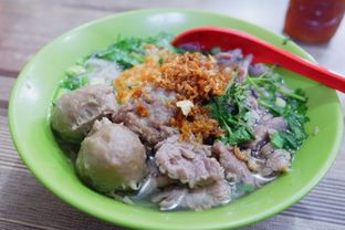 Foto 1 - Makanan di Bakso Aan oleh @eatendiary