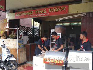 Foto review Ngo Hiang Khas Bogor oleh Tirta Lie 2