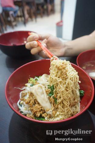 Foto 1 - Makanan di Bakmi Aliang Gg. 14 oleh Hungry Couplee