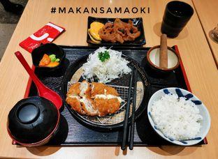 Foto 1 - Makanan di Kimukatsu oleh @makansamaoki