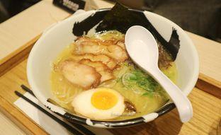 Foto 2 - Makanan(Ramen Chicken Teriyaki White) di Menya Musashi Bukotsu oleh Lia Harahap