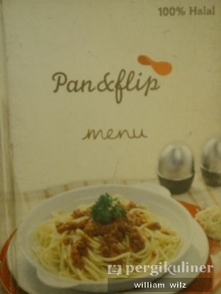 Foto 2 - Menu di Pan & Flip oleh William Wilz