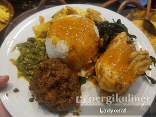 Foto 5 - Makanan di Nasi Kapau Sutan Mudo oleh Ladyonaf @placetogoandeat
