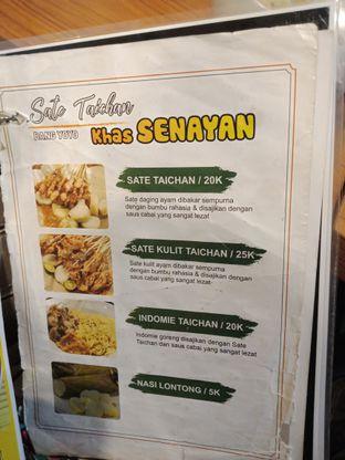 Foto 2 - Menu di Sate Taichan Bang Yoyo Khas Senayan oleh Sisil Kristian