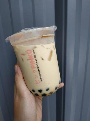 Foto 2 - Makanan(hokkaido palm sugar boba) di Pinku Tea Bar oleh Dianty Dwi