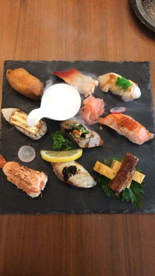 Foto 5 - Makanan(Sushi Mori Matsu) di Sushi Matsu - Hotel Cemara oleh Cindy Moeis