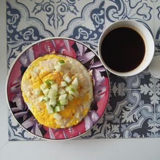 Foto 1 - Makanan(pempek lenggang goreng) di Pempek Nyai oleh Andin | @meandfood_