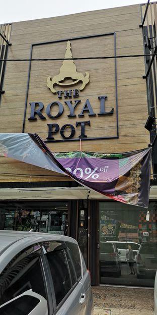 Foto 1 - Eksterior di The Royal Pot oleh om doyanjajan