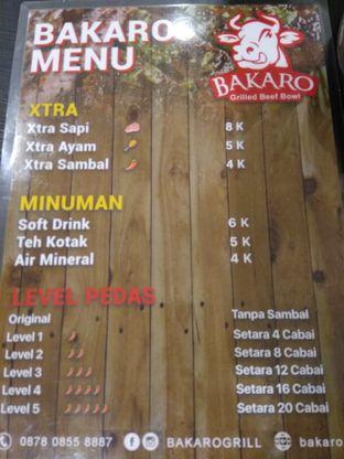 Foto review Bakaro oleh Tupai Makan 3