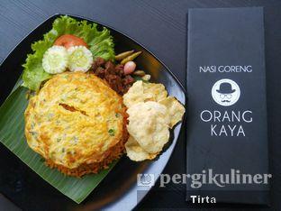Foto review Nasi Goreng Orang Kaya oleh Tirta Lie 2