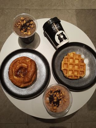 Foto 2 - Makanan di Koko Brown oleh Stallone Tjia (Instagram: @Stallonation)