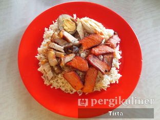 Foto - Makanan di Bakmi Aheng Mangga Besar oleh Tirta Lie