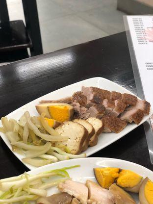 Foto review Bubur Bebek Lo Tiociu oleh Oswin Liandow 2