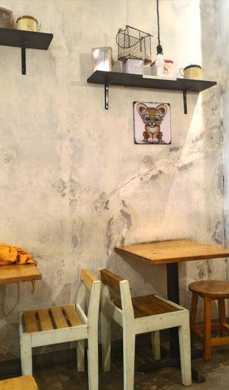 Foto Interior di Saudagar Kopi