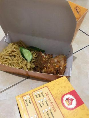 Foto 1 - Makanan di Geprek Bensu oleh Rurie