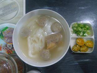 Foto 3 - Makanan(Bakso Wang A) di Bakso Wang oleh kurokeren