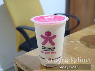 Foto 2 - Makanan di Chingu Korean Fan Cafe oleh Desy Mustika