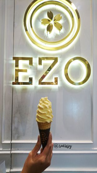 Foto review Ezo Hokkaido Cheesecake & Bakery oleh Rati Sanjaya 1