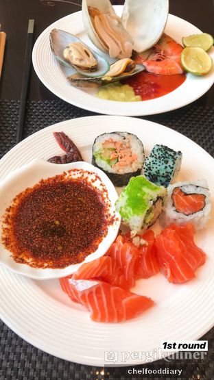 Foto review The Lobby Lounge - Sheraton Grand Jakarta Gandaria City Hotel oleh Rachel Intan Tobing 17