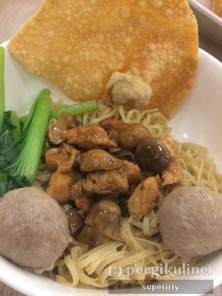 Foto 1 - Makanan(bakmi special GM bakso) di Bakmi GM oleh @supeririy