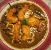 Foto Tempura Curry Udon di Kare Curry House