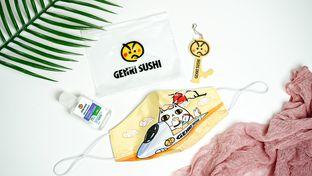 Foto 3 - Interior di Genki Sushi oleh deasy foodie