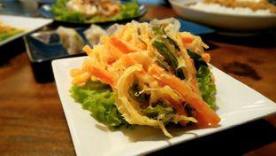 Foto 5 - Makanan(Kakiage tempura) di Shingen Izakaya oleh chubby Bandung