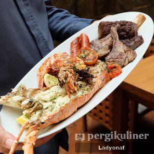 Foto 16 - Makanan di C's Steak and Seafood Restaurant - Grand Hyatt oleh Ladyonaf @placetogoandeat