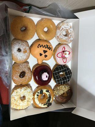 Foto 1 - Makanan di Krispy Kreme Cafe oleh Yohanacandra (@kulinerkapandiet)