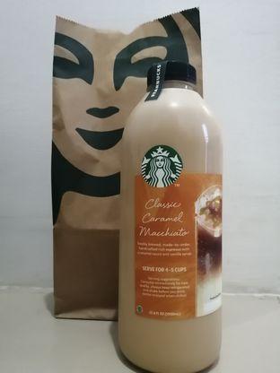 Foto review Starbucks Coffee oleh ayam goreng 1