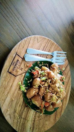 Foto 1 - Makanan(Tahu cabai garam) di Casa Kopi - Hotel Casa Living Senayan oleh Olivia Lukman