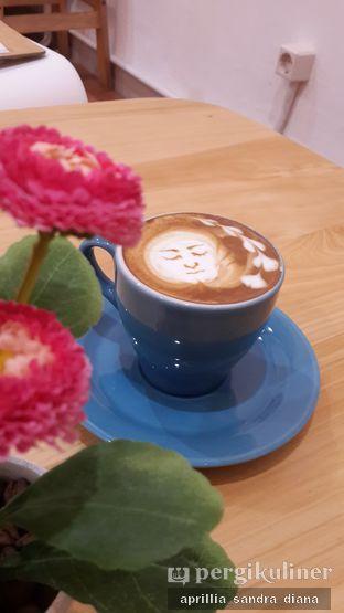 Foto - Makanan(Hot Hazelnut Latte) di Kupinami oleh Diana Sandra