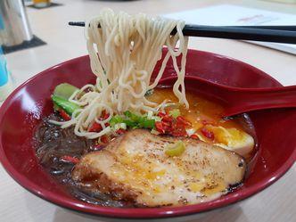 Foto Makanan di Ichiro Ramen