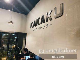 Foto review Kakaku Coffee Roasters oleh Icong  1