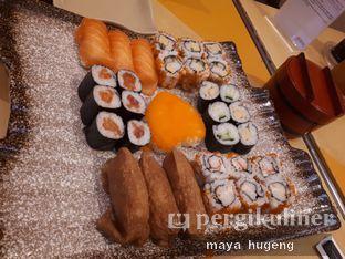 Foto 1 - Makanan(Ai jo set) di Sushi Kiosk oleh maya hugeng