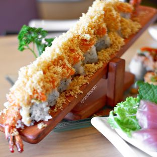 Foto review Umamya Sushi oleh Doctor Foodie 4