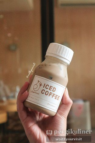 Foto 2 - Makanan(express iced coffee) di Woodpecker Coffee oleh Kintan & Revy @worthyourvisit